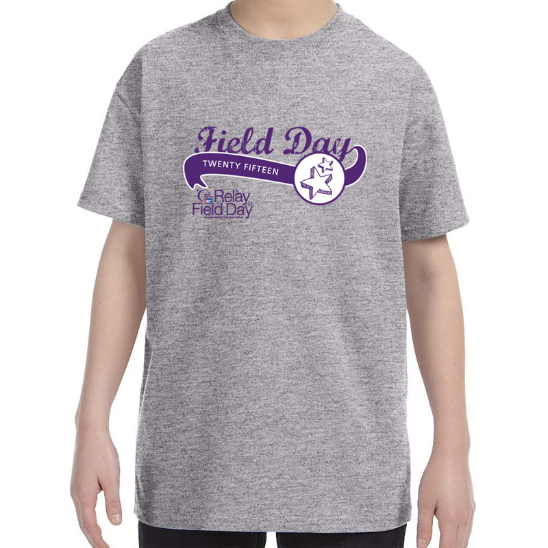 Relay Field Day T Shirt